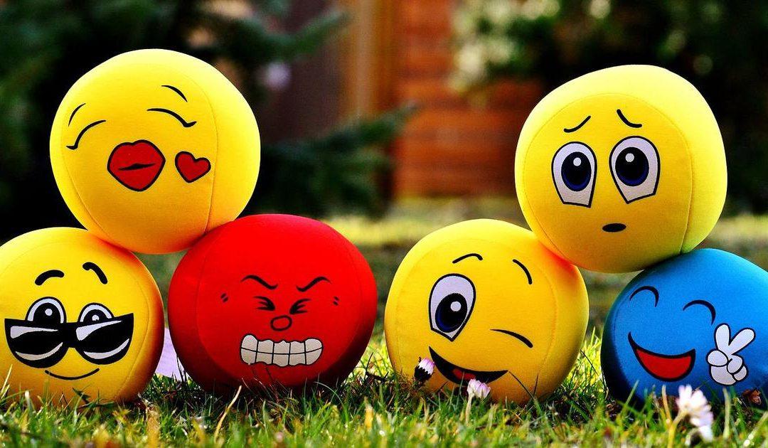 Emotions diverses